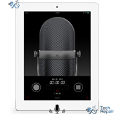 iPad 2 Microphone Not Working