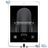 iPad 2017 Microphone Replacement