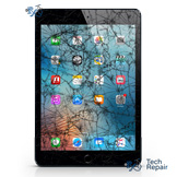 iPad Mini 3 Cracked Screen Replacement