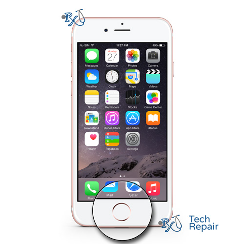 promo code 7fba3 0e7c0 iPhone 6S Home Button Not Working