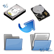 Hard Drive Data Transfer